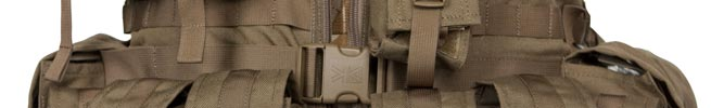 tactical and military molle vests and chest rigs