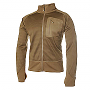Blackhawk Grid Fleece Jacket - Coyote Tan