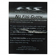 ESS Eyewear Cleaning Cloth - ESS No Fog Cloth