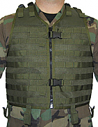 Blackhawk D.O.A.V System Tactical Vest - Black