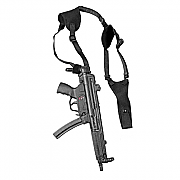 Lightweight Covert Shoulder Rig for the H & K MP5