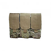 Multicam Blackhawk STRIKE M4 Triple Mag Pouch Holds 6