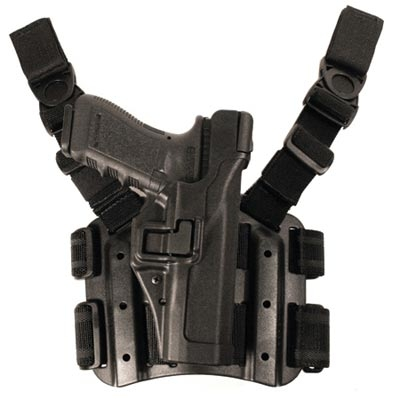 Blackhawk Level 3 Tactical SERPA Holster