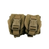 Molle Grenade Pouches