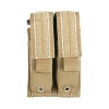 Double 9MM Molle Mag Pouch