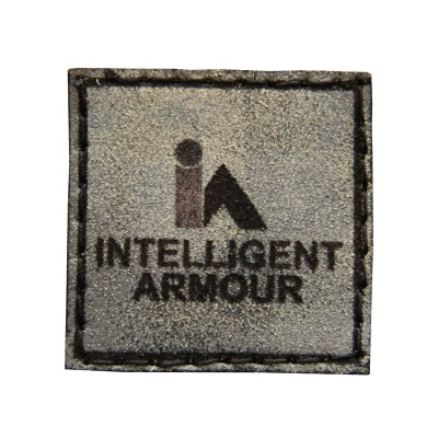 IA Leather Morale Patch 40x40mm