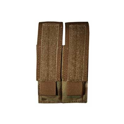 MULTICAM Blackhawk STRIKE Double Pistol Mag Pouch