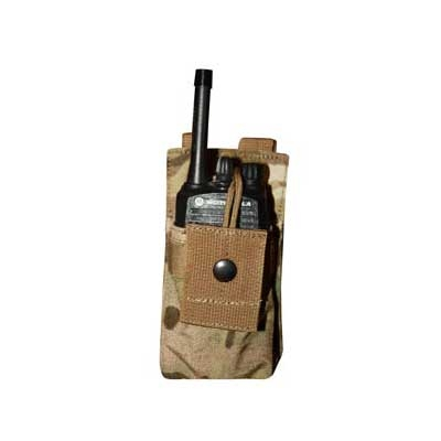 Multicam Blackhawk STRIKE Small Radio or GPS MOLLE Pouch