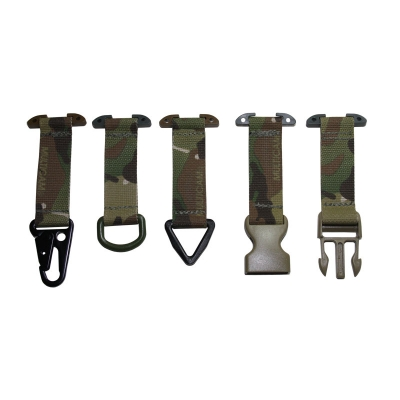 Multicam Molle connectors