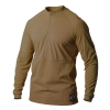 Potomac Long Sleeve Shirt with Zip